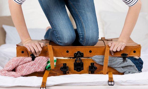 8 tips para empacar como pro