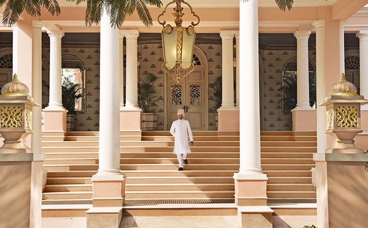 Rajmahal, Jaipur, India, hoteles boutique 2017