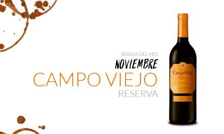 Noviembre: Campo Viejo Reserva