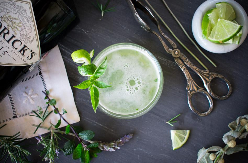 Un gin delicioso se esconde….en el jardín