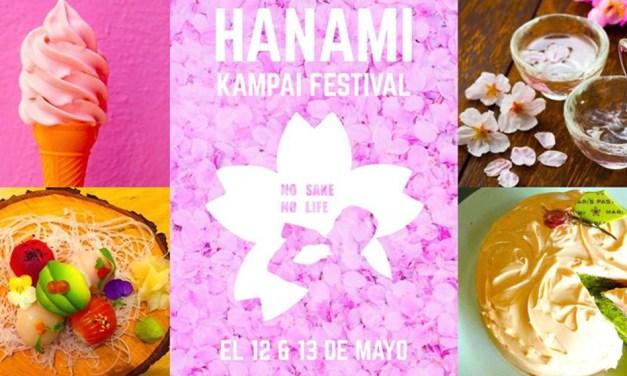 Festival de Sake: Hanami Kampai 2018