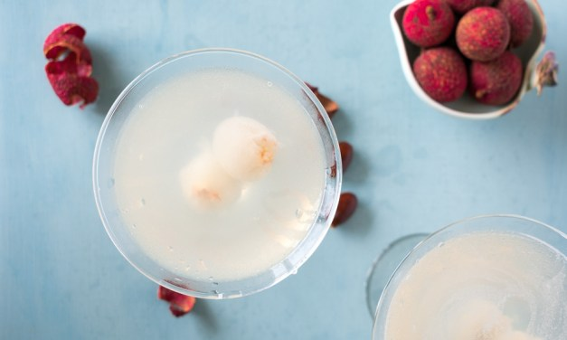 Martini de Litchi