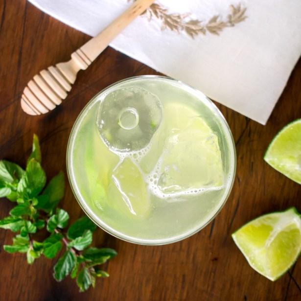 Cocteles con ginebra Bombay Sapphire y cítricos