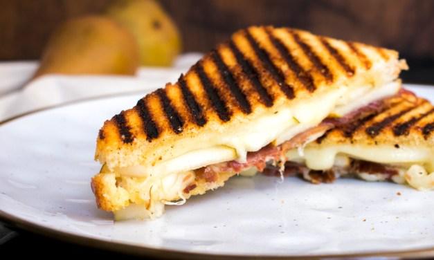 Dos grilled cheese ¡para derretirse!