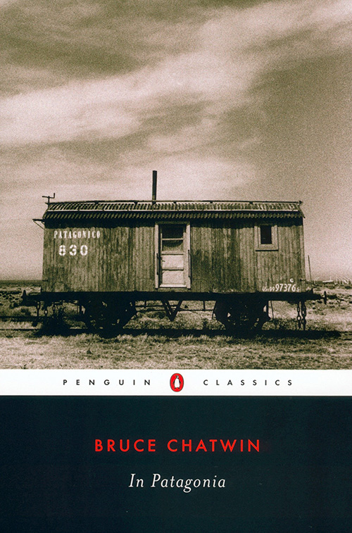 libros de viaje, patagonia de bruce chatwin
