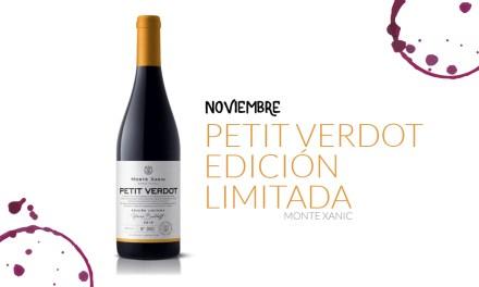 Noviembre: Petit Verdot Edición Limitada