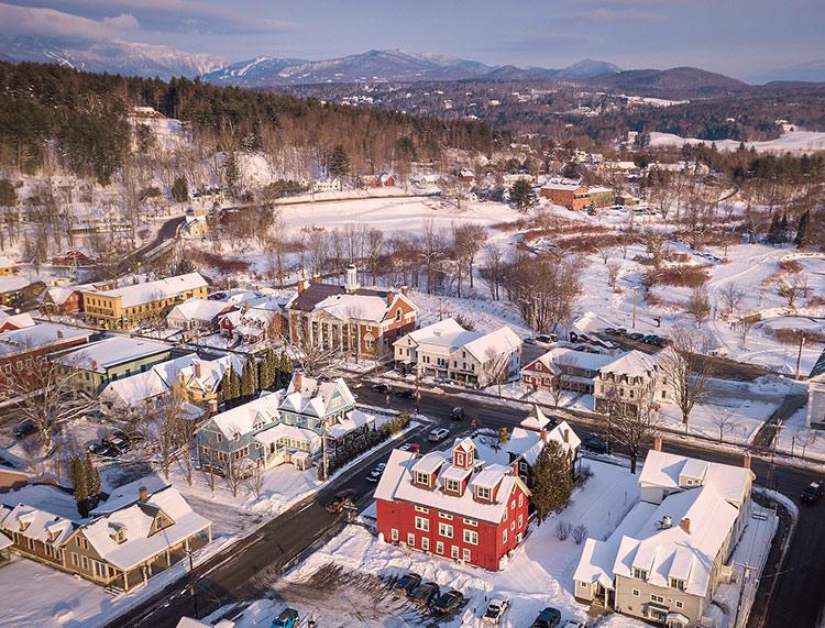 Los pueblos de esquí más románticos del mundo