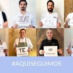 #AQUISEGUIMOS: Pide delivery de tus restaurantes favoritos
