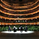 La Ópera de Barcelona reabre sus puertas – con un concierto ¡para plantas!