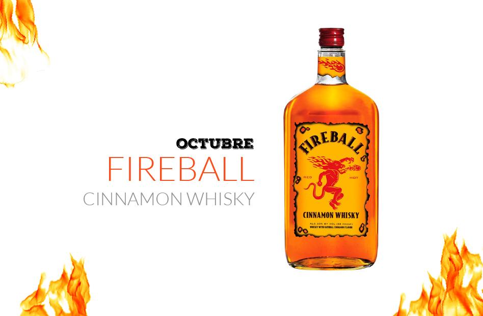 Octubre: Fireball