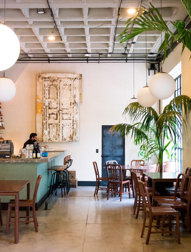 Restaurante marmota en la colonia roma
