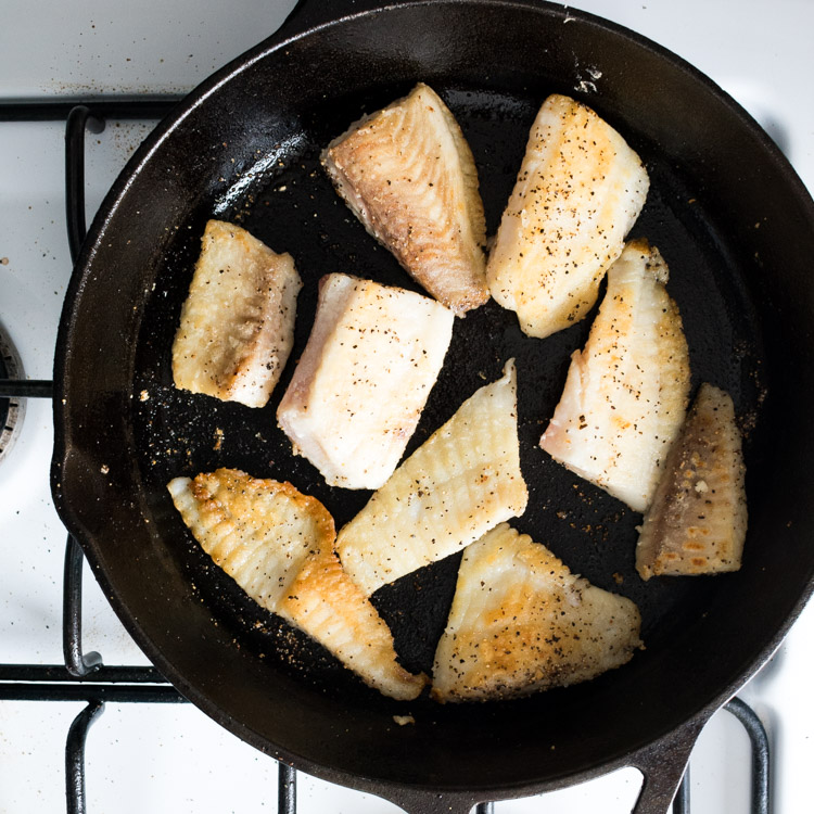 Como preparar espagueti con pescado