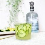Cucumber Fresh – Coctel de mezcal y pepino