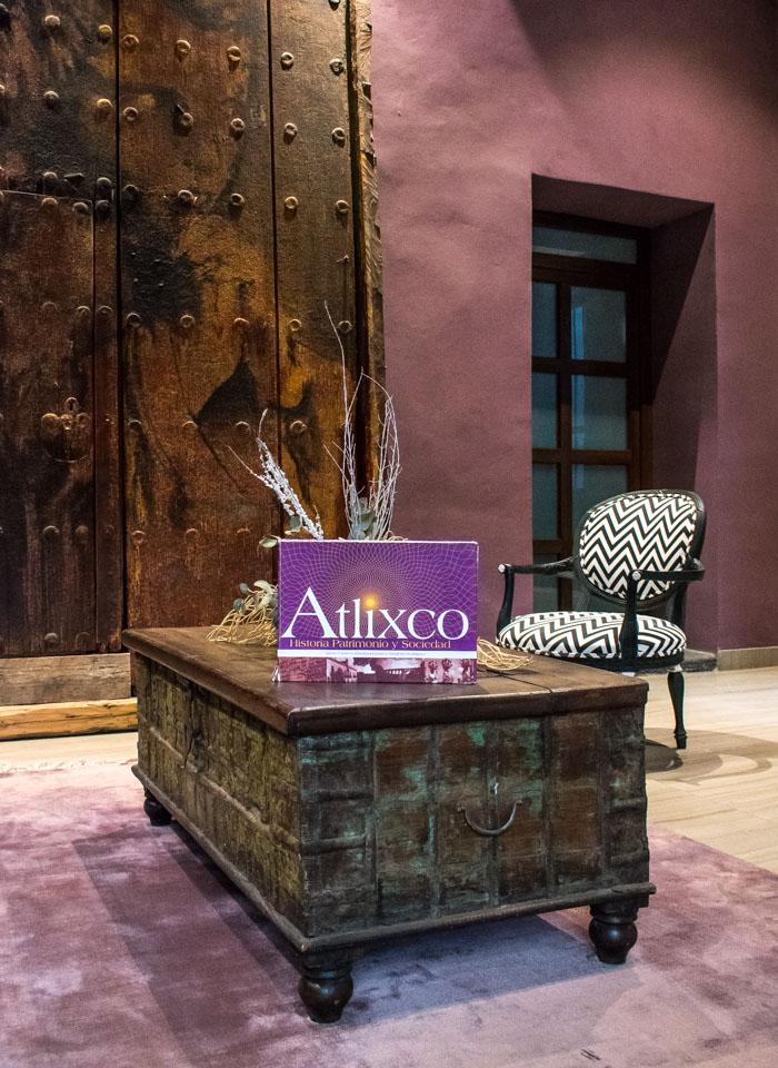 Escapada de fin de semana en Puebla, hotel boutique Alqueria de Carrion