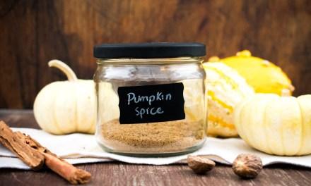 Como hacer pumpkin spice en casa