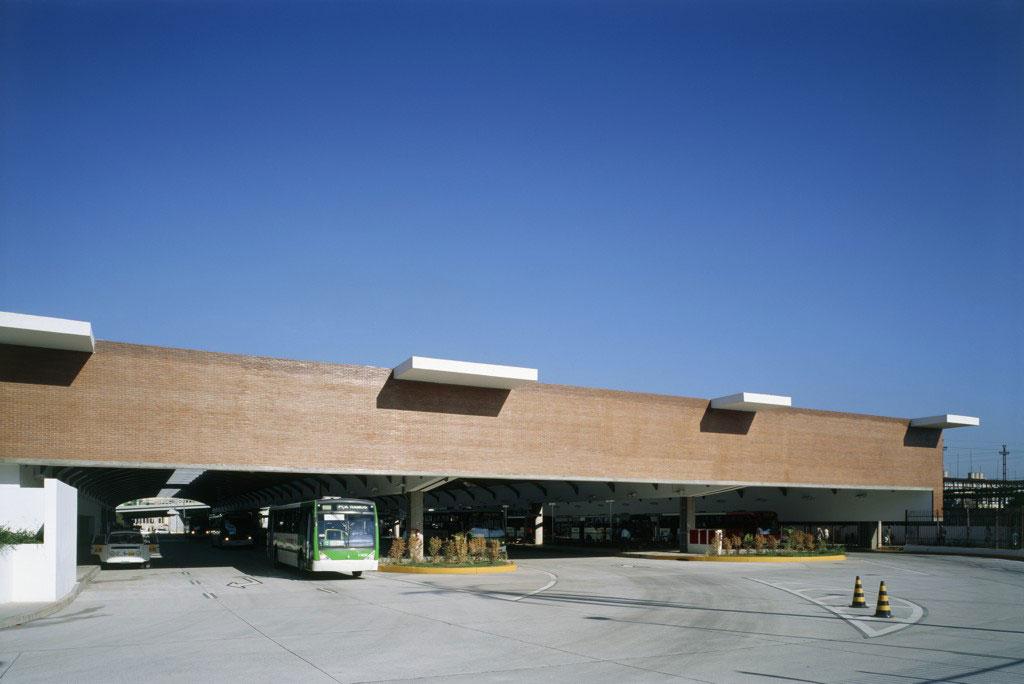 Terminal de Ônibus Urbano da Lapa - SP