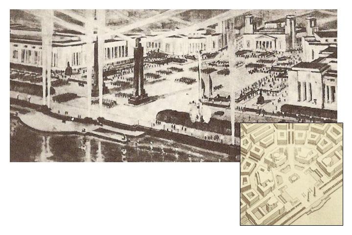 """Praça da """"Entrada do Brasil"""""""