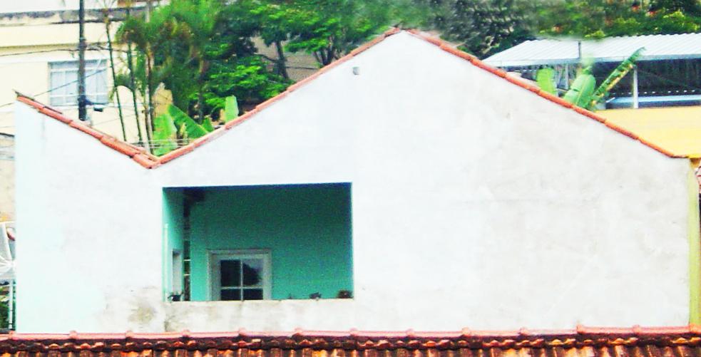 Casa em S.J. del rey . foto - j.e.ferolla
