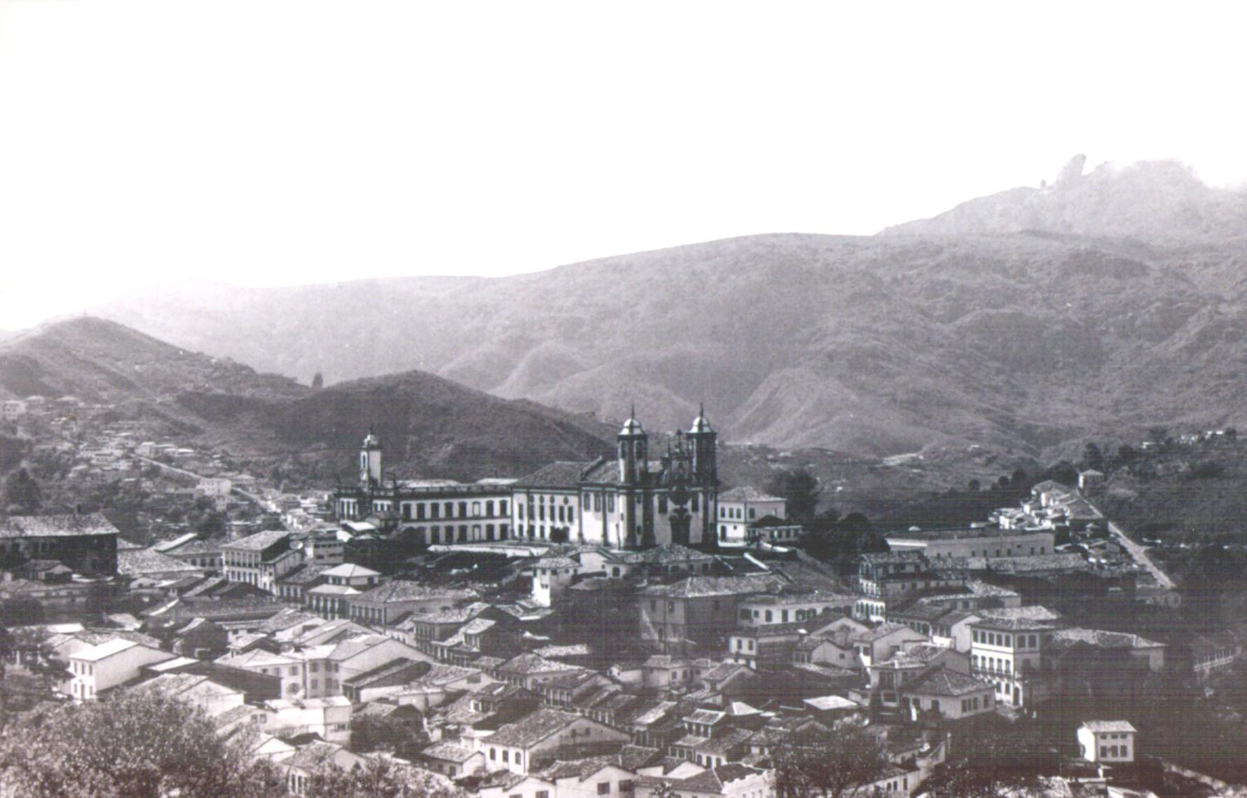 Figura 1 – Ouro Preto  (Foto do autor)