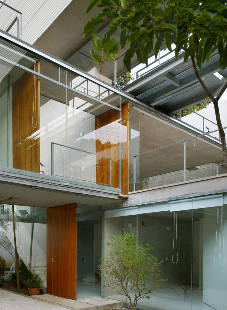 Casa Em Carapicuba SP Mdc Revista De Arquitetura E