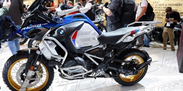 BMW R1250 GS Adventure 2019: una nueva dimensión de manejo