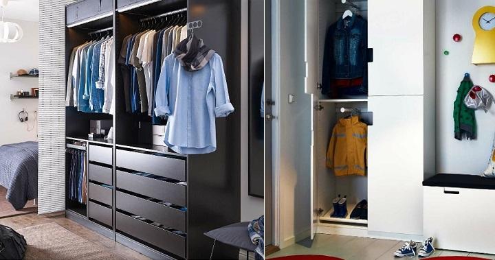 Cat logo de armarios ikea 2015 revista muebles for Ikea interior armarios