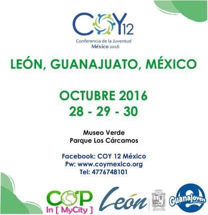Conferencia de la Juventud México 2016