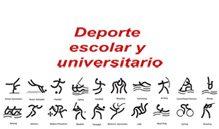 DEPORTE ESCOLAR Y UNIVERSITARIO 8