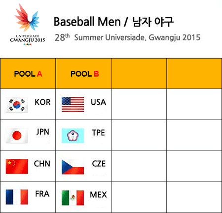 Baseball-Gwangju