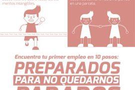 Adecco y su Fundación lanzan una Guía para que los universitarios encuentren su primer empleo en 10 pasos 2