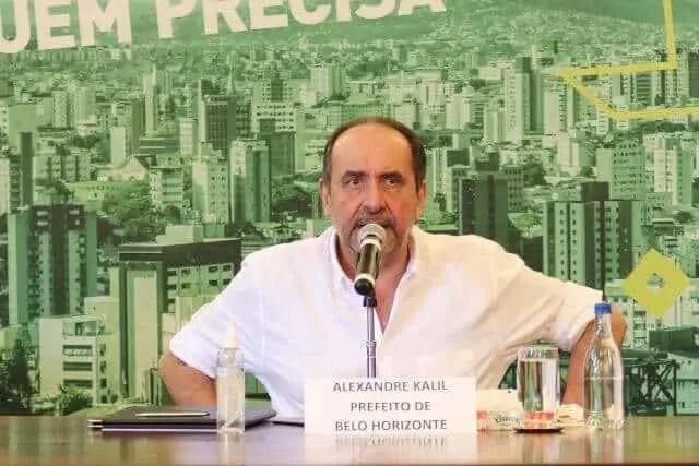 alexandre kalil, psd, reeleição, prefeitura de belo horizonte, eleições 2020