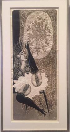 El striptease de Ramona, Antonio Berni, 1963.