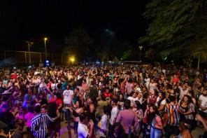 O público do festival.