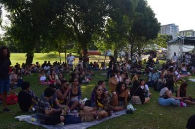Público do festival.