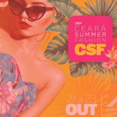 Ceará Summer Fashion 2019 vem com tudo!
