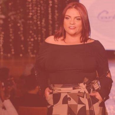 Miss Plus Size Espírito Santo Sênior 2019 - Andréa Faria