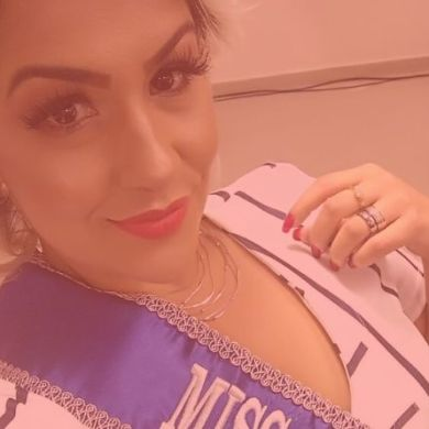 Miss Plus Size Pará 2019 - Léa Porto