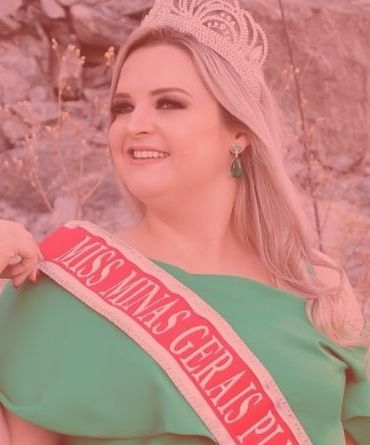 Miss Plus Size Minas Gerais 2019 - Karina Silva