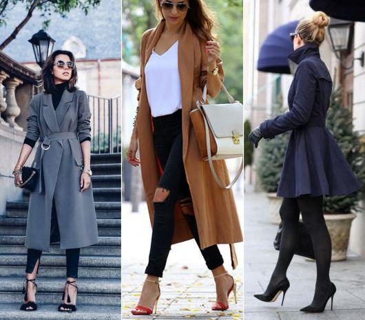 10 Tipos de casacos. Você sabe diferencia-los?