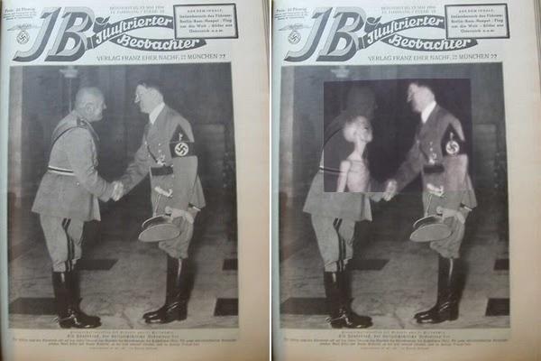 Hitler-Mussolini-Asgard