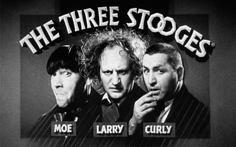 Three Stooges Opening Credits