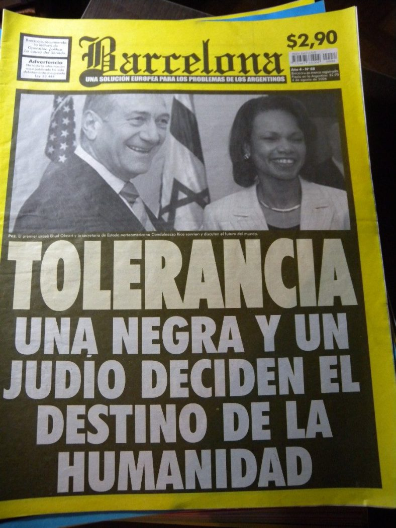 Barcelona Tolerancia