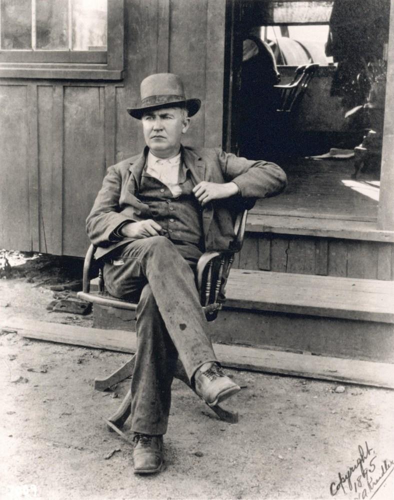 Edison-Sitting-Outside