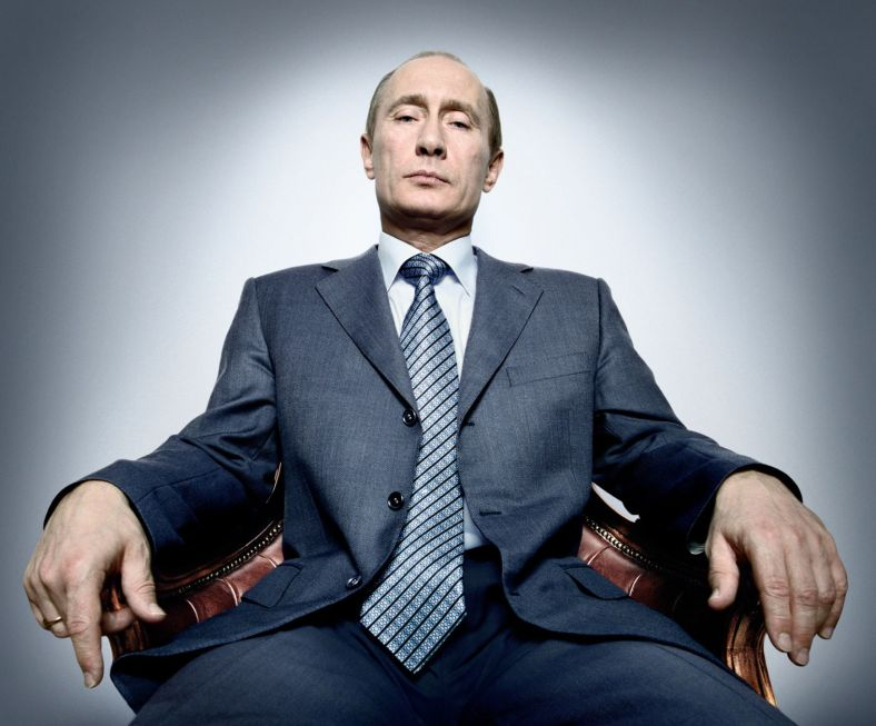 Putin-portrait-photography