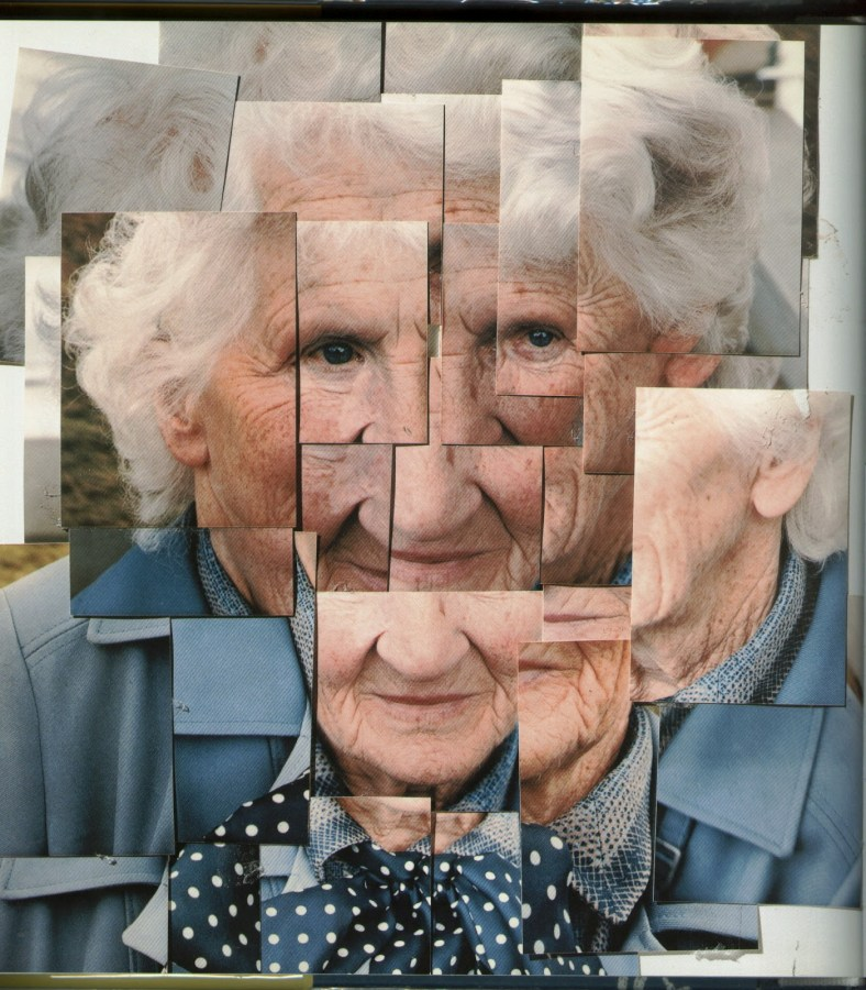 My mother - David Hockney