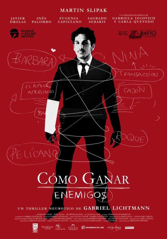Como_Ganar_Enemigos_Poster_JPosters