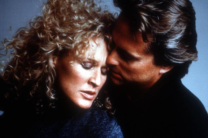 Fatal Attraction 1987 Adrian Lyne Michael Douglas Glenn Close