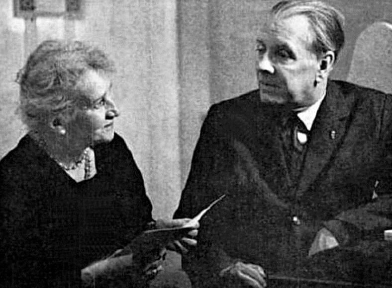 Leonor Acevedo y Borges periódica argentina de alrededor de ca1982