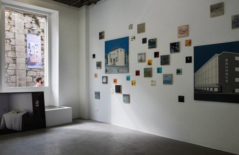 Galería Trinta. Foto: Iván Barreiro