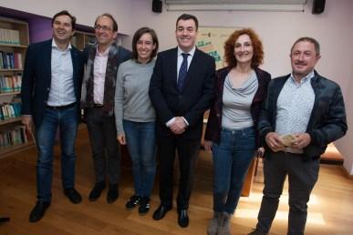Presentación Galicia Escena PRO.